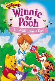 Winnie the Pooh Un-Valentine's Day Poster