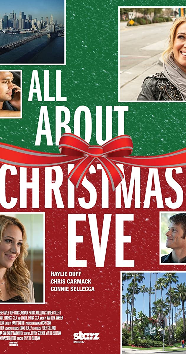 All About Christmas Eve (TV Movie 2012) - IMDb