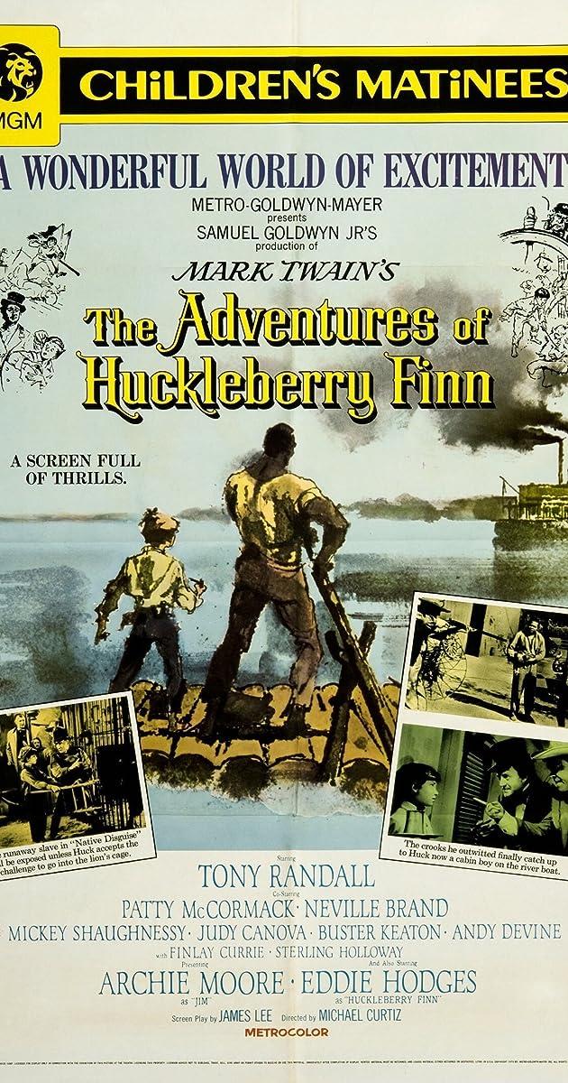 The Adventures Of Huckleberry Finn 1960 Imdb