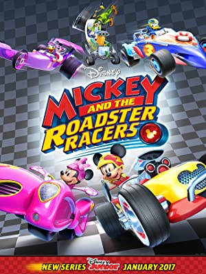 Mickey and the Roadster Racers Season 2 Episode 17