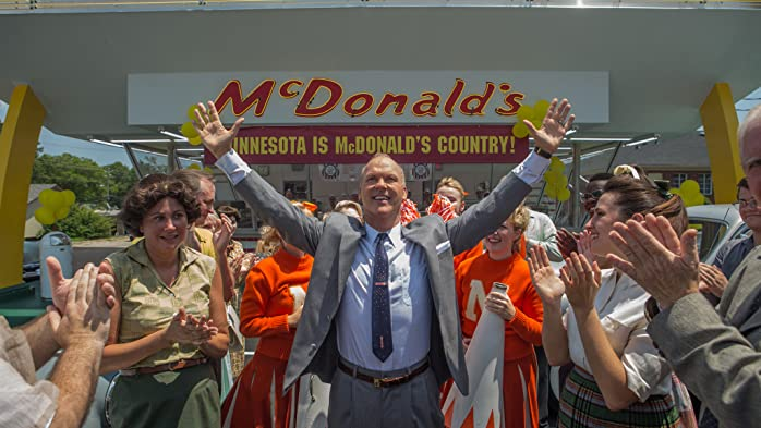Michael Keaton in The Founder (2016)