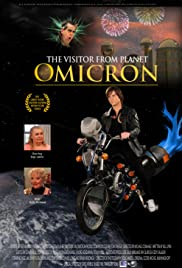 The Visitor from Planet Omicron Poster