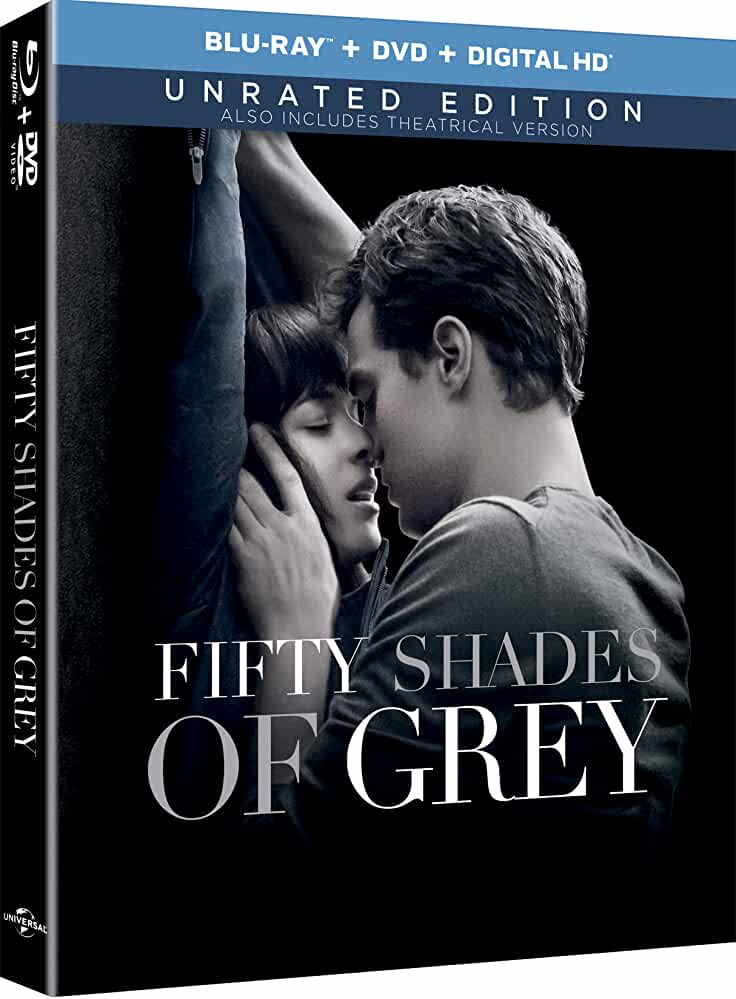 Poster Fifty Shades of Grey (2015) Full English Movie Download HD 720p