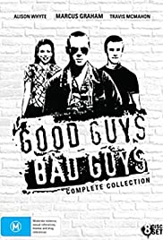 Good Guys Bad Guys Poster