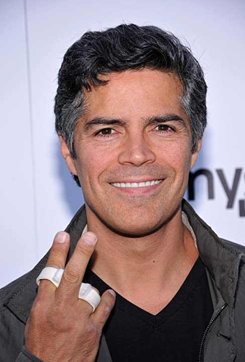 Esai Morales at Something from Nothing: The Art of Rap (2012)