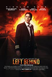 Left Behind (2014) Poster - Movie Forum, Cast, Reviews