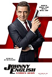 Johnny English Strikes Again (Russian)