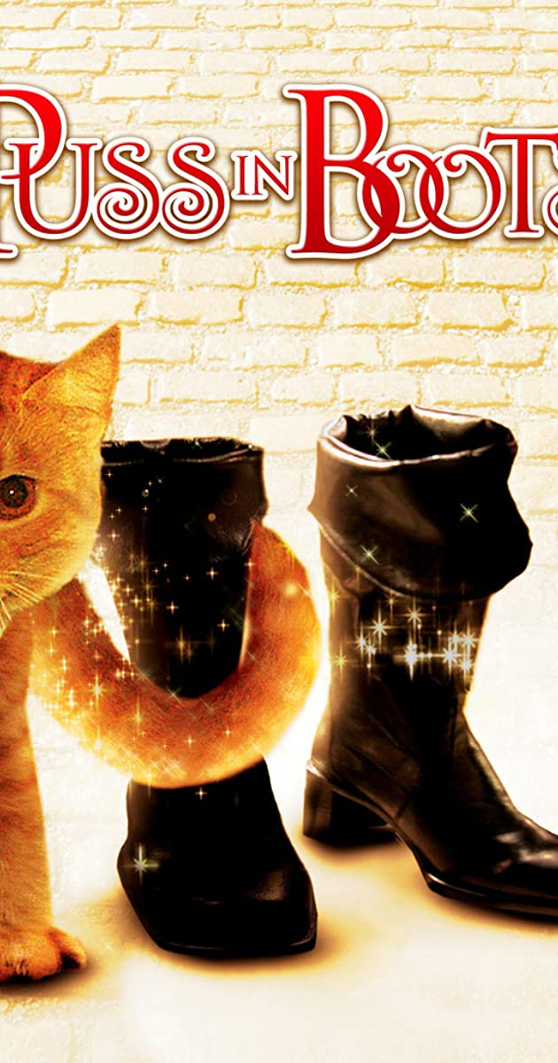 puss in boots 1988 imdb