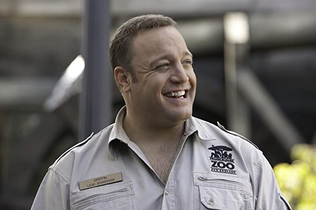 Kevin James in Zookeeper (2011)