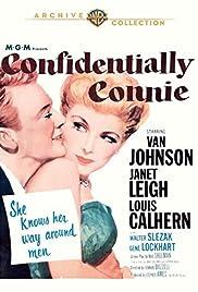 Confidentially Connie(1953) Poster - Movie Forum, Cast, Reviews
