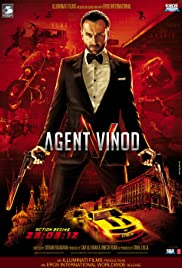 Agent Vinod (2012) Poster - Movie Forum, Cast, Reviews