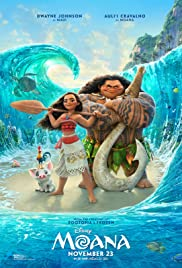 Moana en streaming
