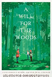 A Will for the Woods Poster