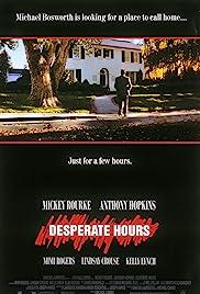 Desperate Hours(1990) Poster - Movie Forum, Cast, Reviews