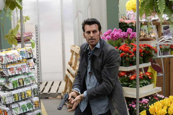 Oded Fehr in Covert Affairs (2010)