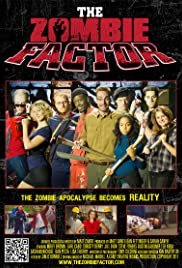 The Zombie Factor Poster