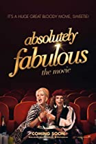 Image of Absolutely Fabulous: The Movie