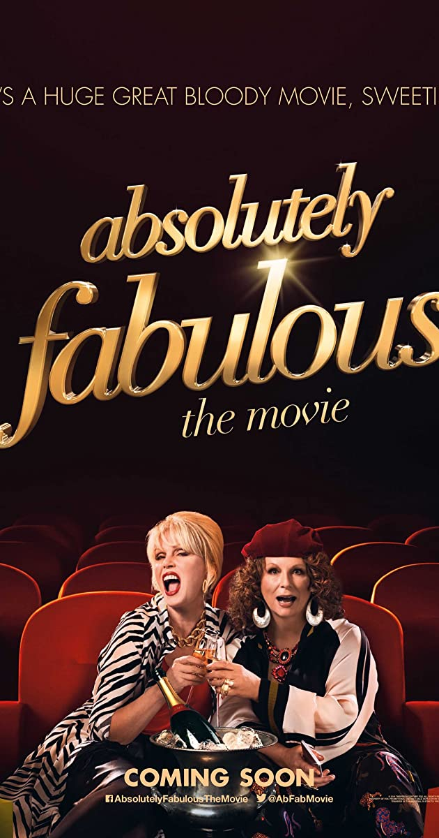 Absolutely Fabulous: The Movie parsisiusti atsisiusti filma nemokamai