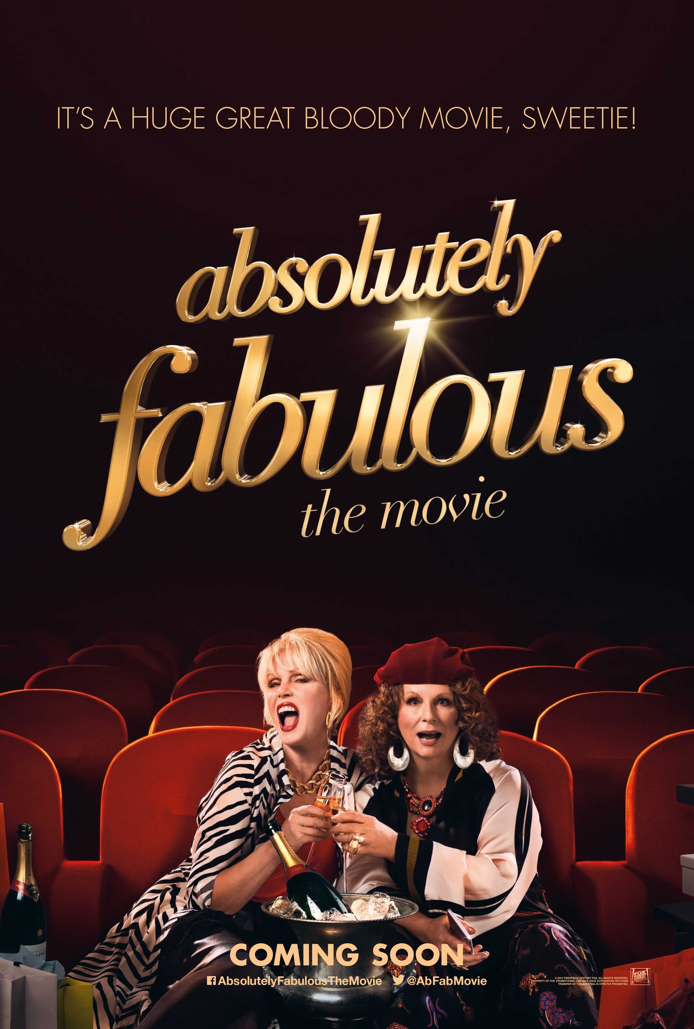 image Absolutely Fabulous: The Movie Watch Full Movie Free Online