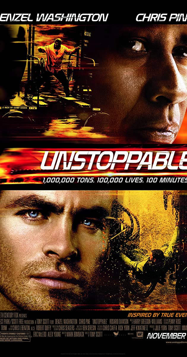 Unstoppable 2010 BRRip