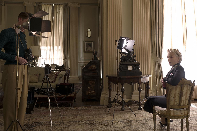 Kristin Scott Thomas in Darkest Hour (2017)