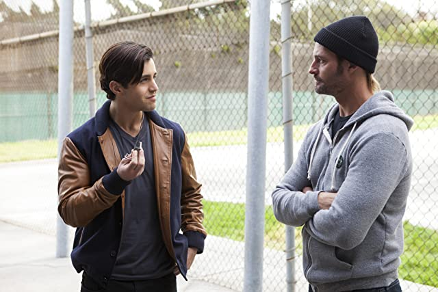 Josh Holloway and Josh Peck in Battle of the Year (2013)