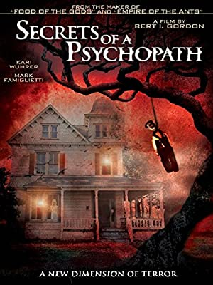 Secrets of a Psychopath Poster