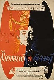 Rouge et noir Poster