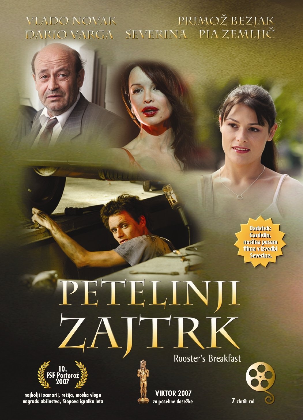 image Petelinji zajtrk Watch Full Movie Free Online