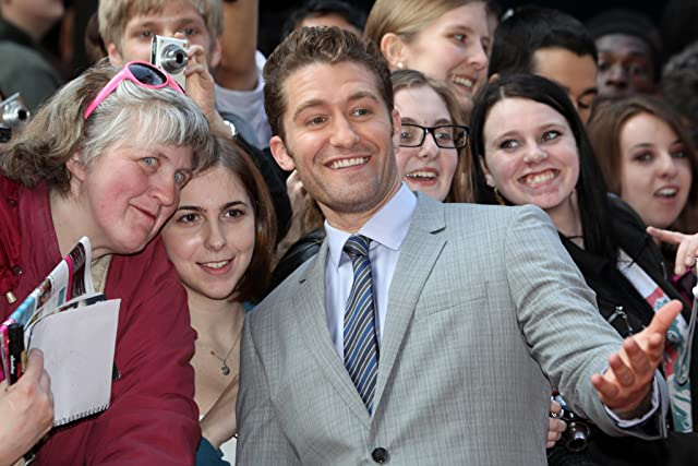 Matthew Morrison at What to Expect When You're Expecting (2012)