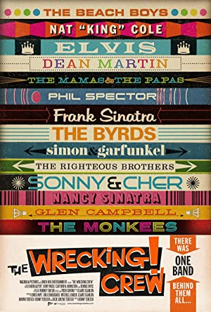 The Wrecking Crew! Poster