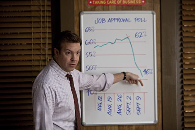 Jason Sudeikis in The Campaign (2012)