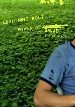 Lightning Bolt: The Power of Salad