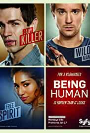 Being Human Fernsehserien Poster