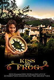 Kiss the Frog Poster