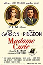 Madame Curie (1943) Poster