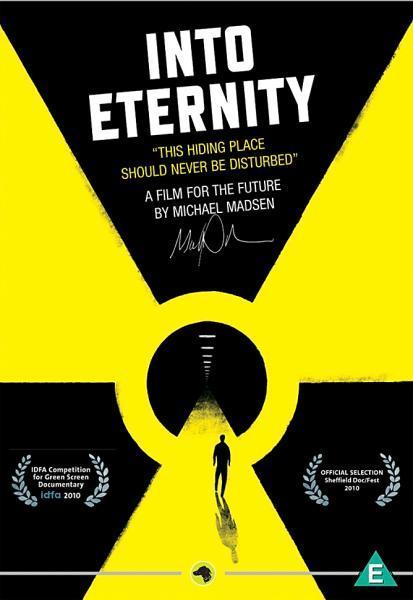 Cartel anunciador de Into Eternity: A Film for the Future (2010)