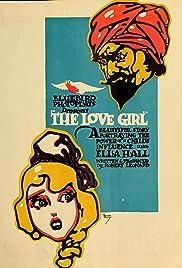 The Love Girl Poster
