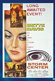 Storm Center (1956) Poster - Movie Forum, Cast, Reviews