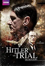 The Man who Crossed Hitler Poster