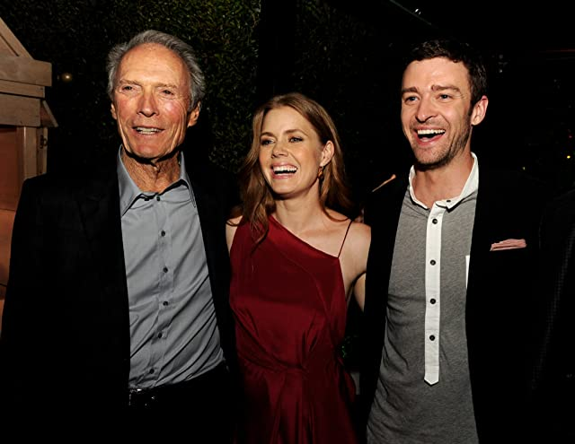 Clint Eastwood, Justin Timberlake, and Amy Adams at Trouble with the Curve (2012)