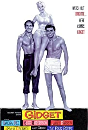 Gidget (1959) Poster - Movie Forum, Cast, Reviews