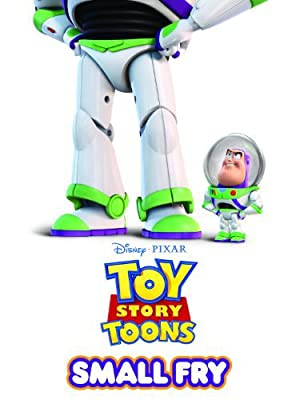 Toy Story Toons: Small Fry poster