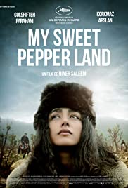 My Sweet Pepper Land Poster