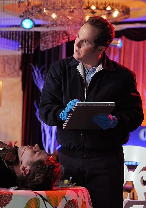 David Berman in CSI: Crime Scene Investigation (2000)