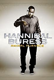Hannibal Buress: Animal Furnace (2012) Poster - TV Show Forum, Cast, Reviews