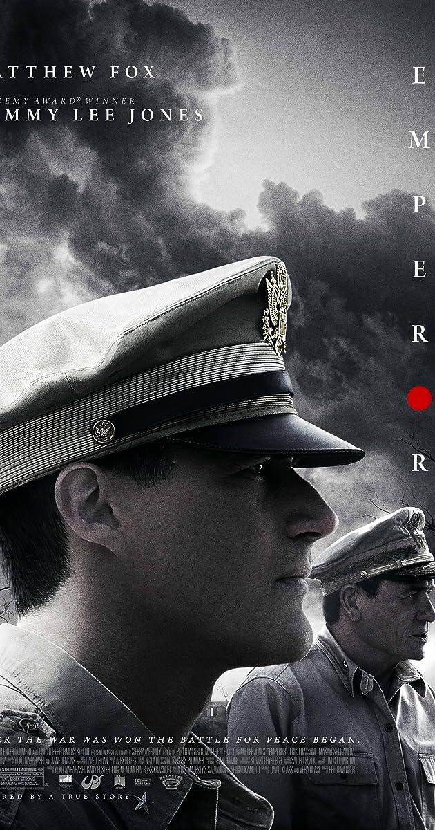 Emperor (2012) 720p