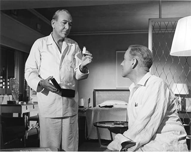 Alec Guinness and Noël Coward in Our Man in Havana (1959)