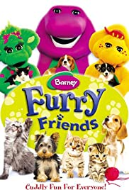 Barney: Furry Friends Poster