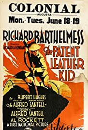 The Patent Leather Kid Poster